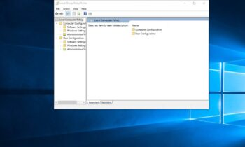 Cách cài đặt và chỉnh sửa Group Policy Editor trên Windows 10 (gpedit.msc)