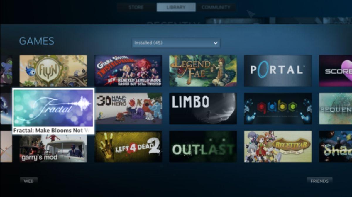 SteamOS - Các phân phối Linux dành cho trò chơi