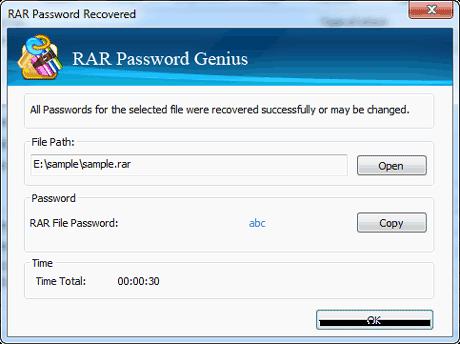 recovery-lock-rar-file-password-success