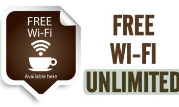 Cách truy cập Wi-Fi miễn phí và không giới hạn dung lượng