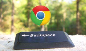 """Làm cách nào để bật lại nút """"Backspace"""" Để quay lại Google Chrome?"""