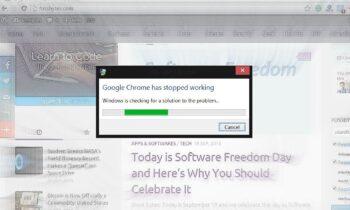 Làm thế nào và tại sao Crash Google Chrome với 16 ký tự này trong 2 giây
